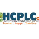 Hillsborough County Public Library logo