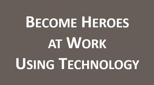 Tech-Talk com – Helping staff develop professionally
