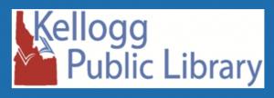 logo for Kellogg Public Library