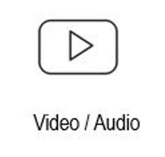 Video - Audio icon