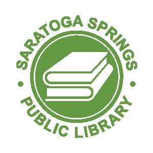 logo for Saratoga Springs Public Library