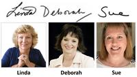 Linda, Deborah and Sue
