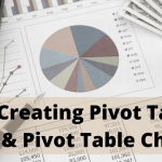 EXCEL/G-SHEETS: Create Pivot Tables & Pivot Table Charts
